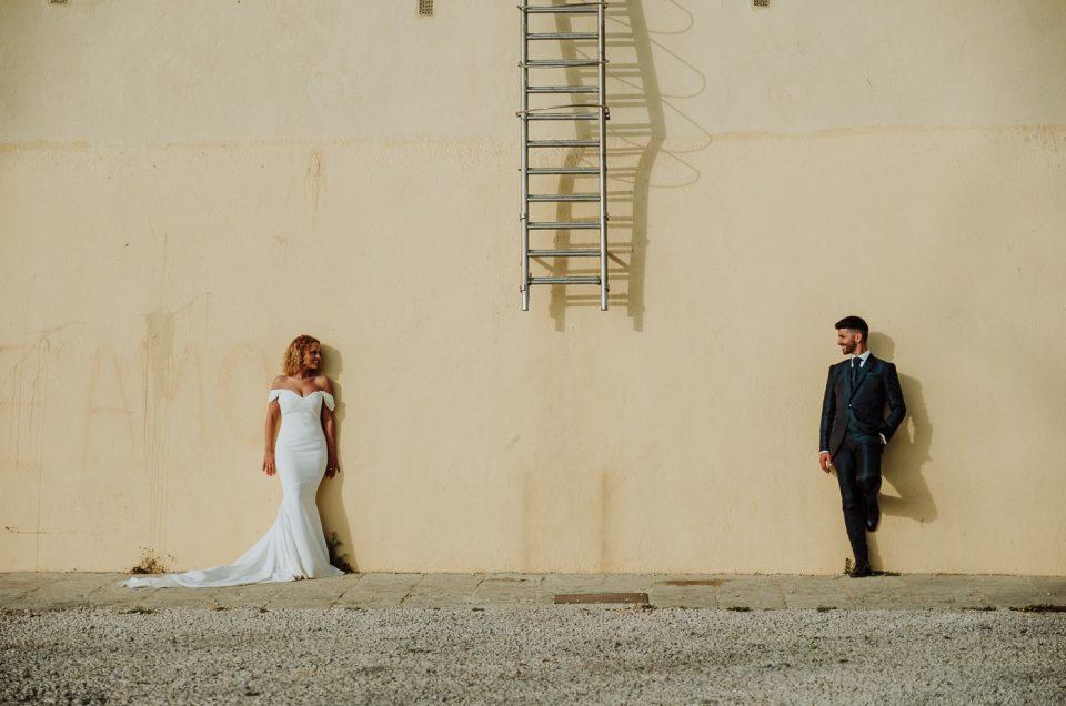 Fotógrafo de Bodas en Cádiz | Postboda en Cabo Roche | Carolina + Jesús
